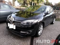 Renault Mégane 1.5 dynamique