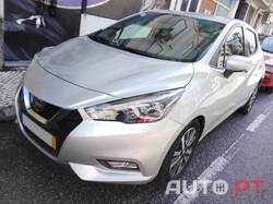 Nissan Micra N-CONNECTA GPS IG-T S/S