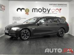 BMW 518 D Touring Luxury Line