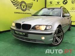 BMW 320 d Touring IUC 42€