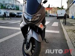 Yamaha 125 N max