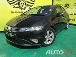 Honda Civic 1.4 i-VTEC Elegance GPL