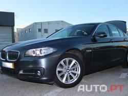 BMW 520 Sedan