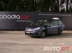 Citroen C4 Grand Picasso 7-Lug 1.6 Hdi Exclusive