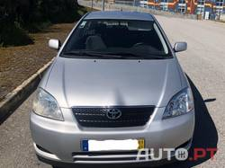 Toyota Corolla Sol- D4D 2.0