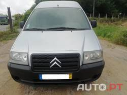 Citroen Jumpy 2000HDI