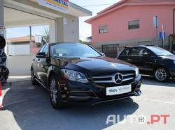 Mercedes-Benz C 220 BlueTEC Avantgarde+