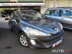 Peugeot 308 1.6 HDi 110cv Executive ***VENDIDO*** *SÓ 168€/MÊS FIXOS* CMP6 DIESEL 1ºDono *Apenas 117.000KMs*