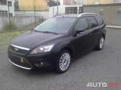 Ford Focus SW 1.6 Tdci Titanium 109cv