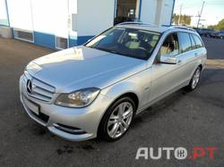 Mercedes-Benz C 200 STATION CX AUT