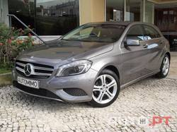 Mercedes-Benz A 180 Cdi Urban 109cv (NACIONAL)