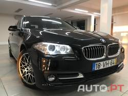 BMW 520 Touring Exclusive