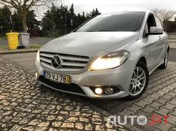 Mercedes-Benz A 180 BlueEfficiency GPS