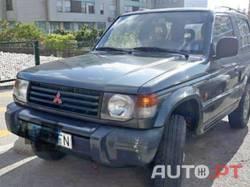 Mitsubishi Pajero 2.5 GLX