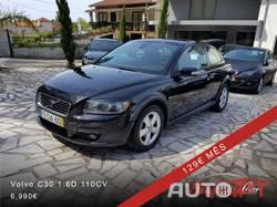 Volvo C30 1.6D 110cv IUC Barato