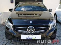 Mercedes-Benz A 180 CDi BlueEfficiency Style