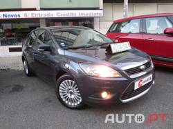 Ford Focus 1.6 TDCi Titanium *SÓ 158€/MÊS FIXOS* Diesel 5 Portas *Só 109.000KMs* 3/2011 1ºDono