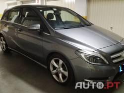 Mercedes-Benz B 180 CDI BlueEfficiency