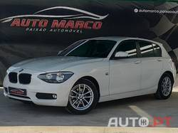 BMW 116 EfficientDynamics