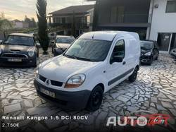 Renault Kangoo 1.5 DCi de 80CV