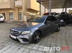 Mercedes-Benz E 220 9G-Tonic AMG