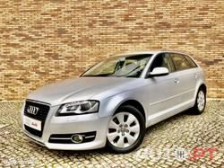 Audi A3 Sportback 2.0 TDI SPORT LINE NACIONAL!!