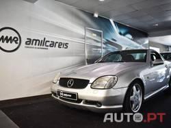 Mercedes-Benz SLK 200 2.0