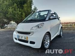 Smart ForTwo cabrio 451 1.0 mhd Passion 71cv - NACIONAL