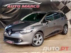 Renault Clio Sport Tourer Night & Day