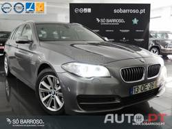 BMW 520 D Touring Line Luxury Auto