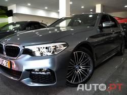 BMW 520 PACK M Viatura NOVA