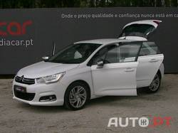 Citroen C4 Exclusive e-HDi 115cv 6-vel