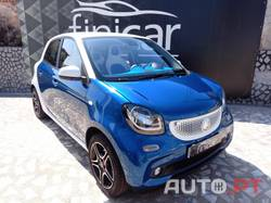 Smart ForFour proxy gps