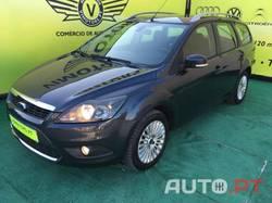 Ford Focus SW 1.6TDCi Titanium (NACIONAL)
