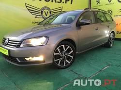 Volkswagen Passat Variant 1.6TDi Bluemotion