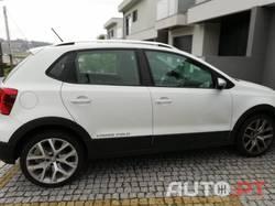 Volkswagen Polo Cross GPS