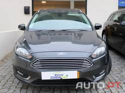 Ford Focus SW STATION 1.5 TDCi Titaniun