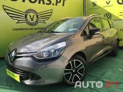 Renault Clio Sport Tourer 1.5DCi Limited