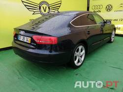 Audi A5 2.0TDI MULTITRONIC NACIONAL