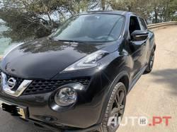 Nissan Juke 1.5 Black Edition