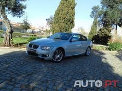 BMW 320 d Coupé Edição M