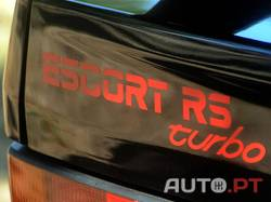 Ford Escort RS Turbo 1.6