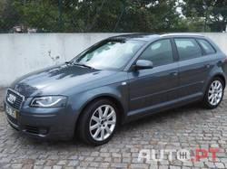 Audi A3 SB 2.0 TDI S-line (140cv) (5p)