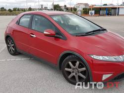 Honda Civic 1800 de 140cv