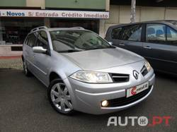 Renault Mégane Break 1.5 dCi ***VENDIDA*** SE Exclusive 105cv 6VEL. Apenas 141.000KMs Full Extras Revisões na Marca
