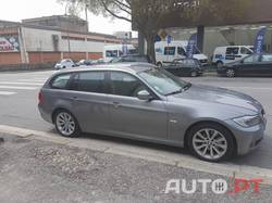 BMW 318 Touring Navigation