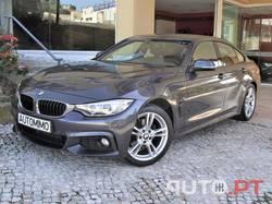 """BMW 420 dA Grand Coupé Pack """"M"""" 190cv (NACIONAL)"""