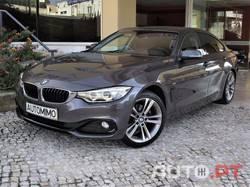BMW 420 dA Grand Coupé Sport 190cv (NACIONAL)