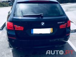 BMW 520 BMW Série 5 520D TOURING (5P) (184CV)