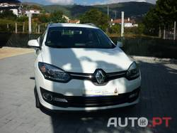 Renault Mégane Break 1.5 DCI LIMITED